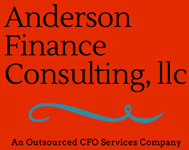 Anderson Finance Consulting, llc | An Outsourced CFO Service Company Logo
